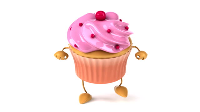 Cupcake dancing hip hop video