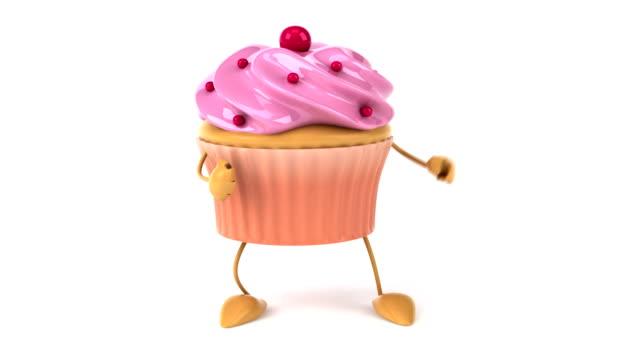 Cupcake dancing video