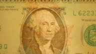 US Currency Historical Montage--HD video