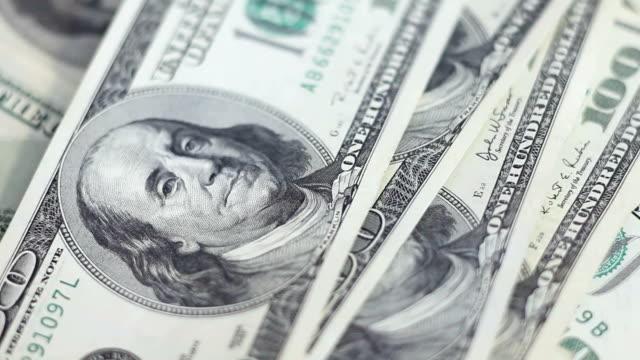 US Currency, Tilt Shift Lens video