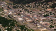 Custer  - Aerial View - South Dakota, Custer County, United States video
