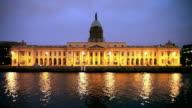 Custom House in Dublin video