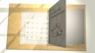 Custom Wedding Album Animation video