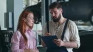 Customer Consultation in Auto Service video