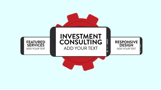 Customizing Promo  - Investment Consulting video