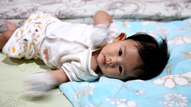 Cute little boy video