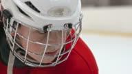 Cute Little Hockey Player video