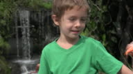 Cute Young Toddler Boy video