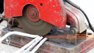 Cutting steel video