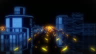 Cyberspace city video