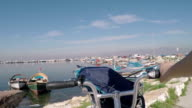 POV: Cycling in Inciralti district of Izmir video