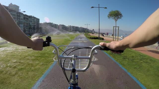 POV: Cycling in Izmir video