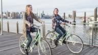 Cycling in New York video