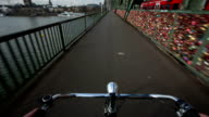 Cycling in the city video