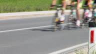 HD: Cycling marathon video