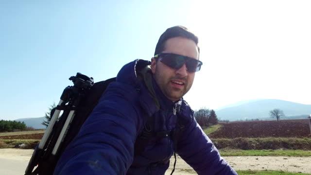 Cycling video