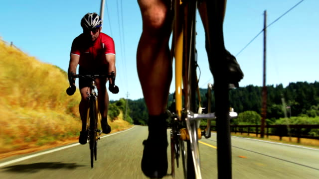 Cyclist Pursuit video