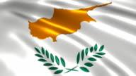 Cyprus charming flag video