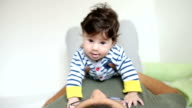 Daddy and Baby video