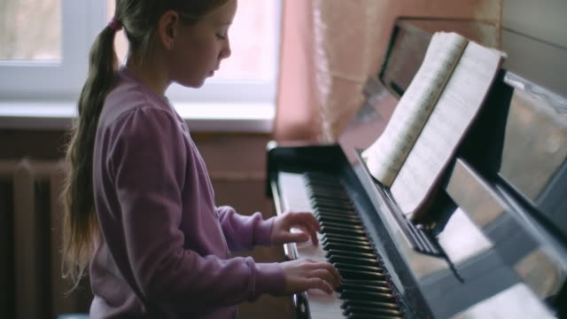 Daily piano practice video