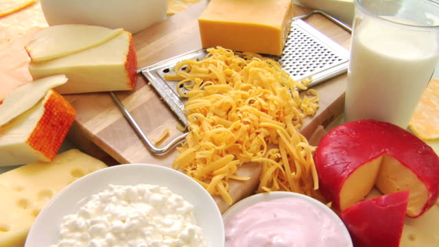 Dairy products video