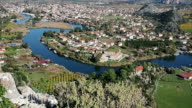Dalyan, Caunos ancient city. video