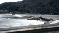Dam across a River video