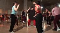 HD: Dance class video