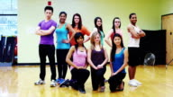 Dance Fitness Class video