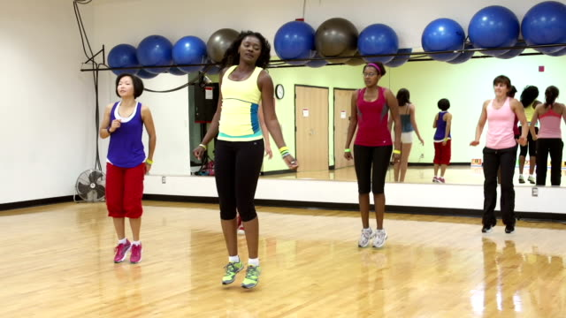 Dance Fitness Group video