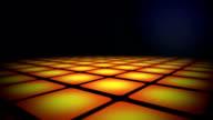 Dance Floor. HD video
