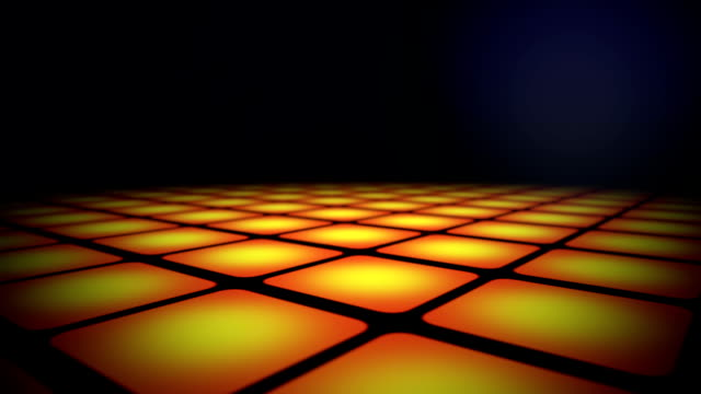 Dance Floor. HD video