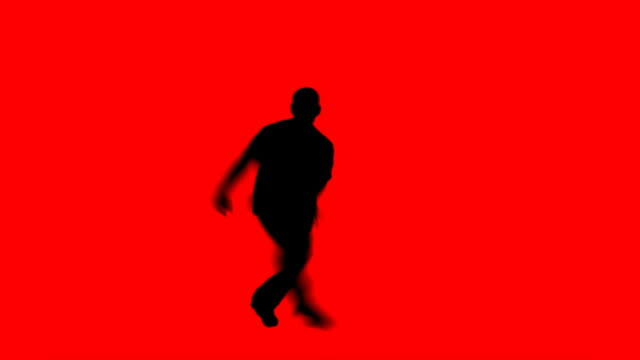 Dance Silhouette video