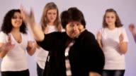 Dance teacher video
