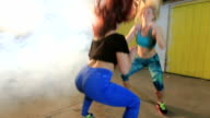 Dance to stay fit video