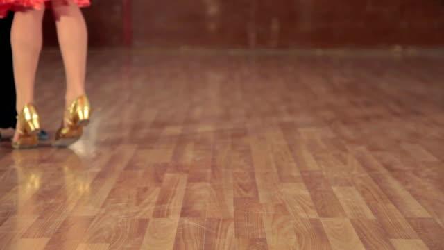Dancers Feet video