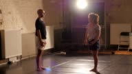 Dancers learning from each other video