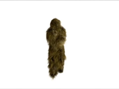 Dancing Bigfoot video
