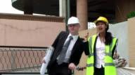 Dancing builders video