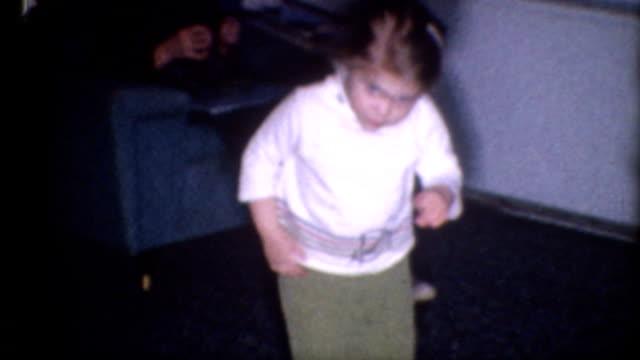 Dancing Child 1960's video