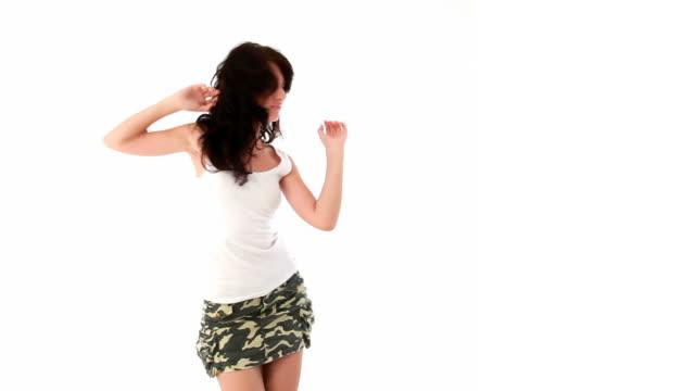 Dancing Girl video