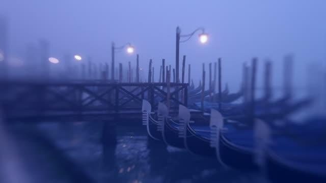 dancing gondolas at dawn video