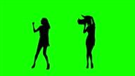 Dancing on Green Screen video