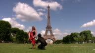 Dancing Paris video