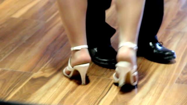 Dancing Partners at the Dance Floor video