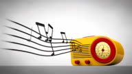 Dancing Radio video