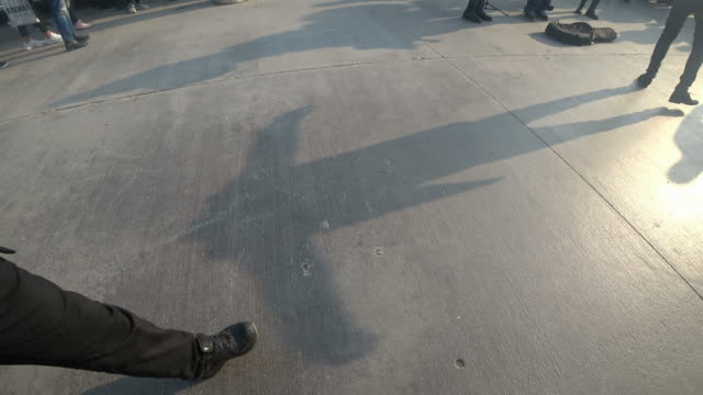 Dancing Shadows video