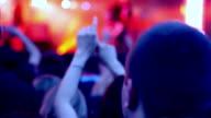Dancing Women, Concert, Hands video