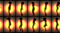 dancing women video