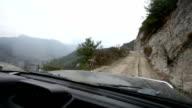 danger cross-country running video